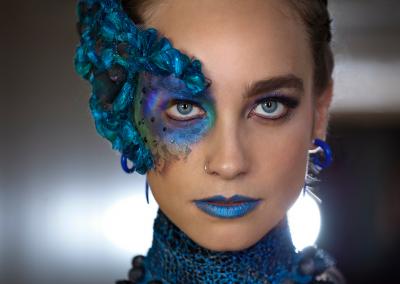 DESIGNER • model, Devon le Fae • hair, Charlotte Cat Murphy • makeup, Vanessa Sogan • photo credit, Max Ganly